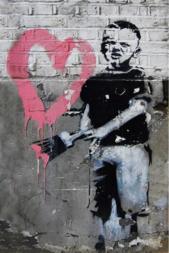 Banksy Villa Alsberg Moco